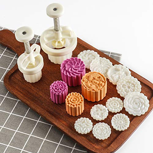 5Pcs 35G Cookie Stamps