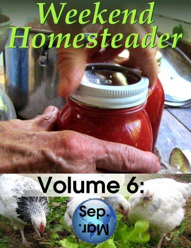 Weekend Homesteader: September by Anna Hess
