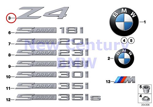 Compare Price Z4 Bmw Emblem On Statementsltd Com