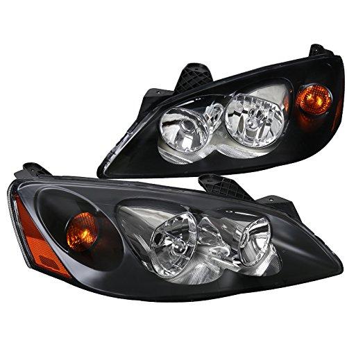 Spec D Tuning 2LH G605JM ABM Black Headlight