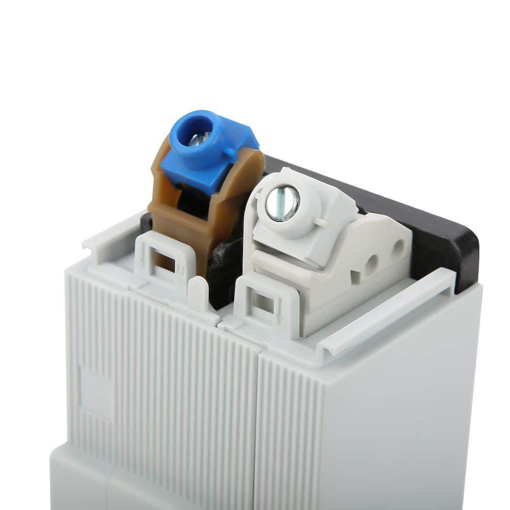 Basse Tension Bipolaire 50hz//60hz Disjoncteur Commutateur DAir De Protection 30-60a