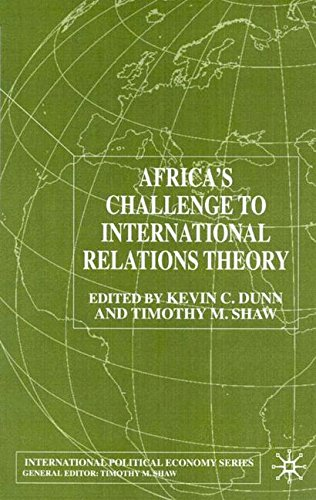 Africa's Challenge to International Relations Theory (International Political Economy Series)
