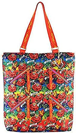 07525abeccb0 Image Unavailable. Image not available for. Colour  ED HARDY Women s Handbag  ...