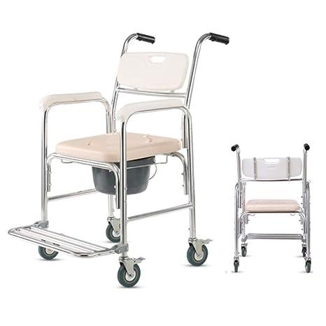 Silla de Transporte para Ducha de Ancianos, Mujeres ...