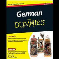 German For Dummies, Enhanced Edition