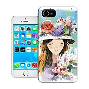 Unique Phone Case Women#19 Hard Cover for iPhone 4/4s cases-buythecase