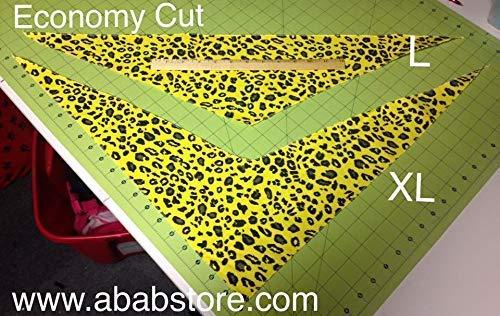 Groomer's Wholesale Bulk Pack of 48 Large Economy Cut Tie-On Holiday Bandanas -