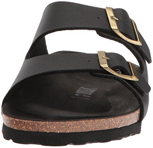 Delle Sandalo Donne Atlante Nero Bayton fA8dqawqx1