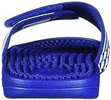 adidas Boys' Adissage Slide Sandal, Blue, 10K M