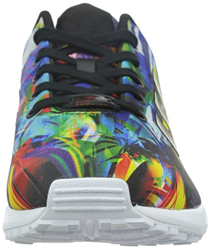 WHITE Rainbow Black BLACK Flux Adidas RAINBOW White Men ZX 8vHqWRn6C