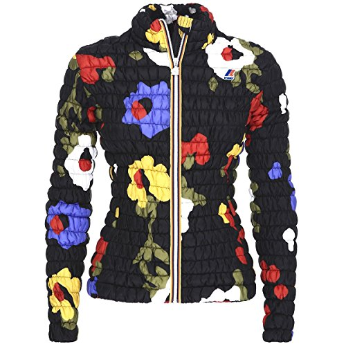 Giacca - Lena Warm Tech Stretch Graphic Color L Flower