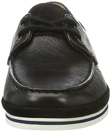 Black Negro 97 Aldo para Náuticos Leather Hombre Fetsch pwRFq8