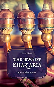 The Jews of Khazaria por [Brook, Kevin Alan]