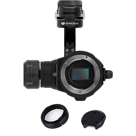 Review DJI Zenmuse X5 Camera