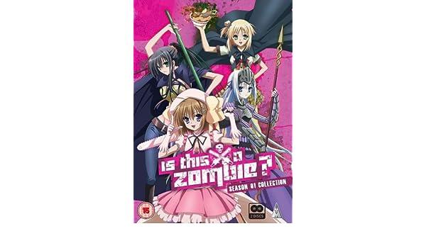 Is This A Zombie [DVD] by Takaomi Kanasaki: Amazon.es ...
