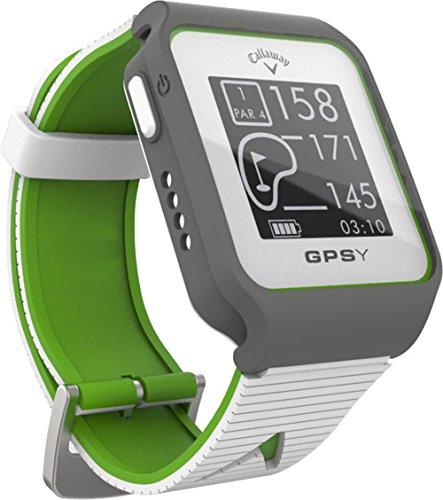 (Callaway GPSy Golf Watch, White)