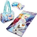 Disney Frozen Sleeping Bag Sleepover Set