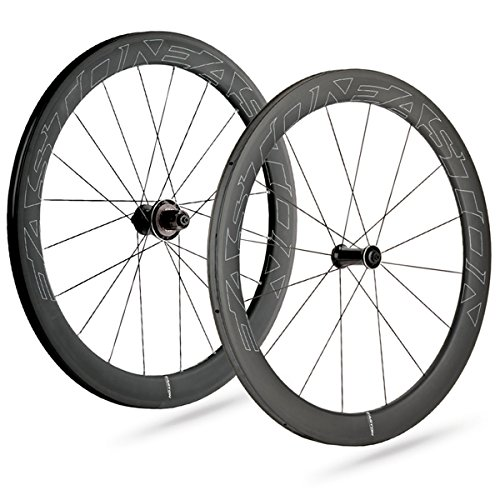 Easton Carbon Wheel - Easton EC90 Aero Road 700c Front Tubular Carbon Rim Brake