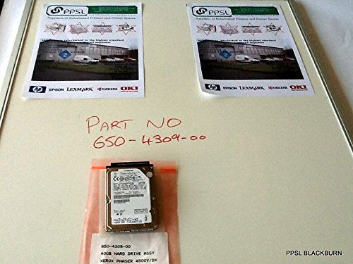 (Xerox Hard Disk Drive Kit for Phaser 4500 Rohs (097S03711) )