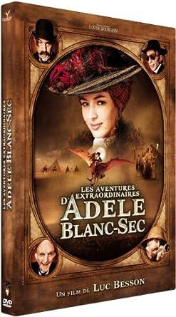 Vignette du document Les  aventures exrtraordinaires d'Adèle Blanc-Sec