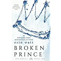 Broken Prince: A Novel (The Royals)