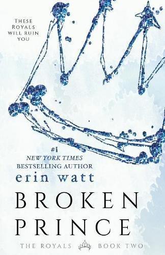 Broken Prince Royals Erin Watt product image