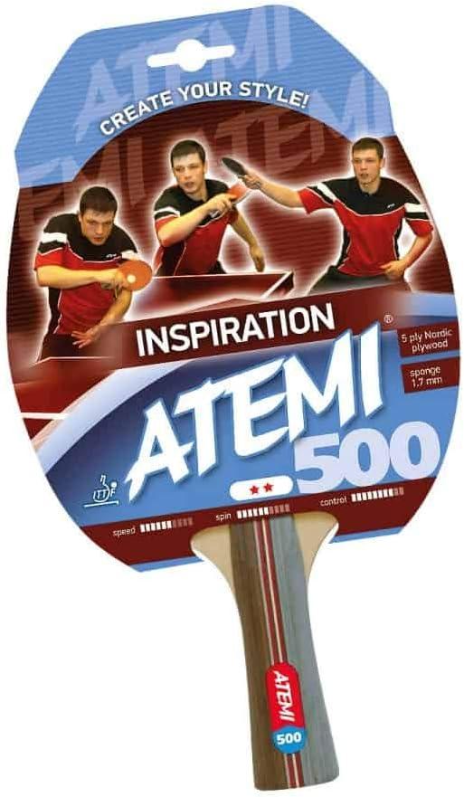 Atemi - Raqueta de Tenis de Mesa 500