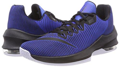 2 Royal Hombre Azul 400 Low Nike Max game Zapatos black Baloncesto Air Para Infuriate De white tz7f1qSn