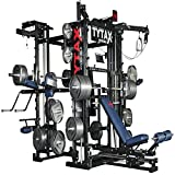 TYTAX T3-X ULTIMATE HOME MULTI GYM MACHINE FITNESS EQUIPMENT BEST FREE WEIGHT PRO WORKOUT EXERCISE BENCH TYTAX®