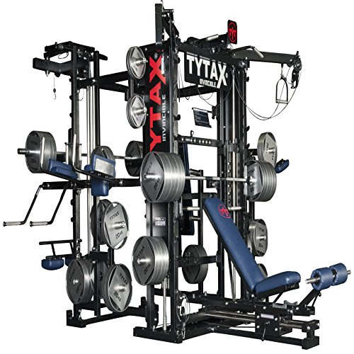Tytax t home gym best equipment machine set total free