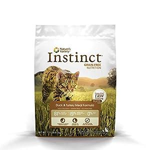 Nature's Variety Instinct Grain-Free Dry Cat Food
