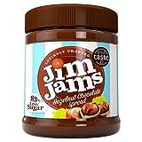 JimJams 83% Less Sugar Hazelnut Chocolate Spread - 350g