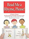 Read Me A Rhyme Please, Barbara Malley, 0893344141
