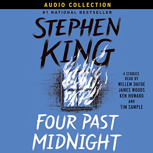 Four Past Midnight Audiobook [Free Download by Trial] thumbnail