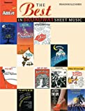 Best in Broadway Sheet Music, , 0769218210