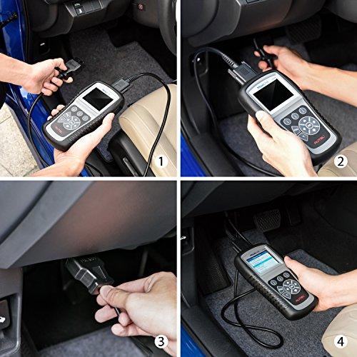 OBD2 Scanner Digital Code Reader Autel Maxilink ML619 Diagnostic Code Scanner ABS SRS Auto Code Reader Car Diagnostic Scan Tool by MaxiLink (Image #7)