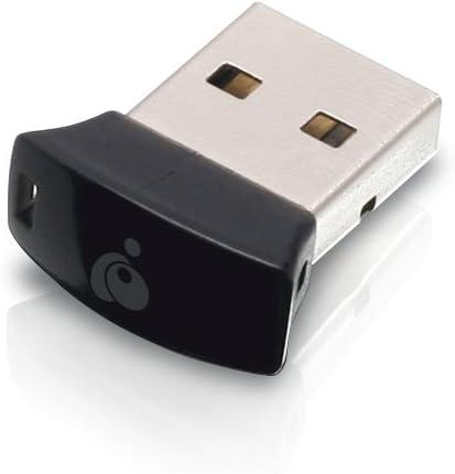 IOGEAR Bluetooth 4.0 Dual-Mode USB Mini Adapter, GBU522, Black