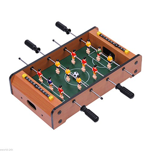 Excelvan Mini Table Foosball 13 Inches Soccer Game Indoor...
