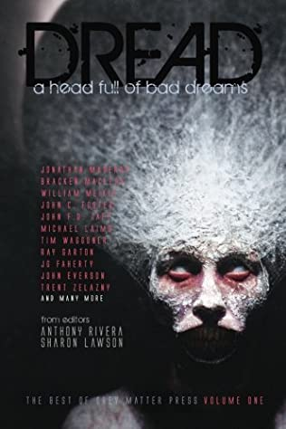 book cover of Dread