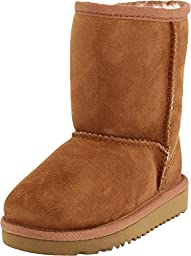 UGG Toddler\'s Classic Short Boots - chestnut, little kid\'s 8