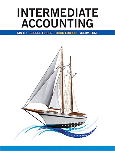 Intermediate Accounting, Vol. 1 (3rd Edition)
