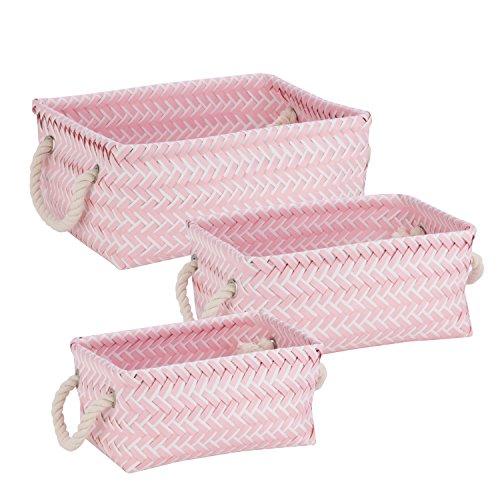 pink baskets - 4