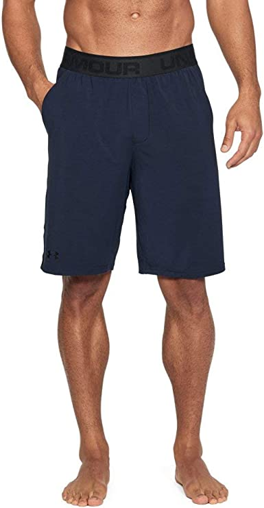 Under Armour Mens Ultra Comfort Athlete Recovery Short Sleeve Sleepwear