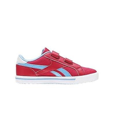 Reebok BD2494, Zapatillas de Deporte, Varios Colores (Pink/Blue/White)