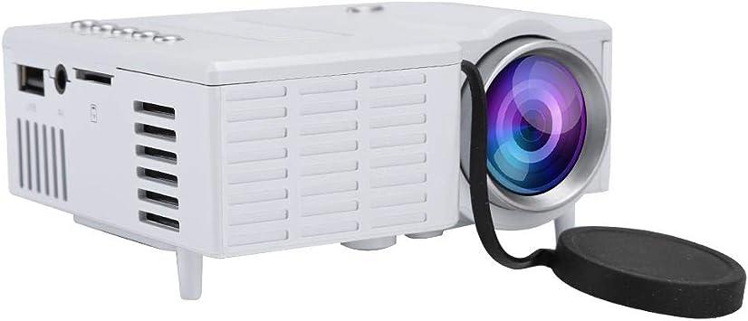 Opinión sobre Topiky Mini proyector portátil, Pantalla de 60