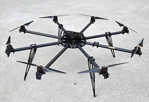 Gowe 8 Axis Octocopter Frame Kitwithout Motors 0519256100964 Amazon Books