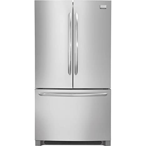 Merveilleux Frigidaire FGHN2866PF 36u0026quot; Gallery Series French Door Refrigerator In  Stainless Steel
