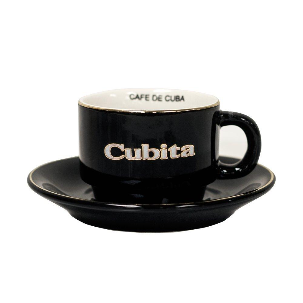 Cubita espresso 6 cups set