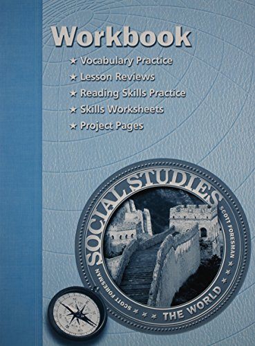 SOCIAL STUDIES 2003 WORKBOOK GRADE 6 WORLD HISTORY