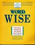 WordWise, Joan Robinson, 0822474522